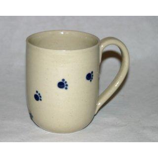 Pott-Tasse mit Wunschname