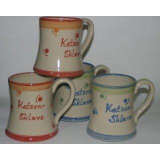 Standfeste Tasse mit Wunschname